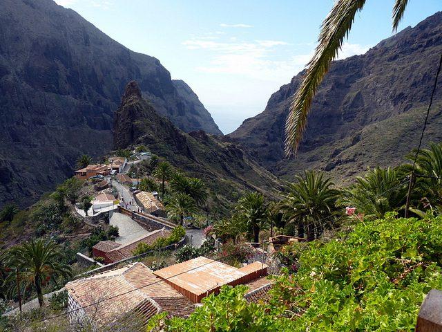 Village of Masca