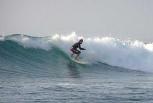 canary islands surfing