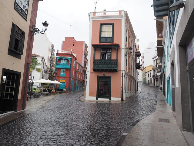 La Palma Street