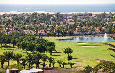 Gran Canaria golf course