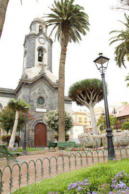 Iglesia de Nuestra Senora de la Pena Francia, Puerto de la Cruz