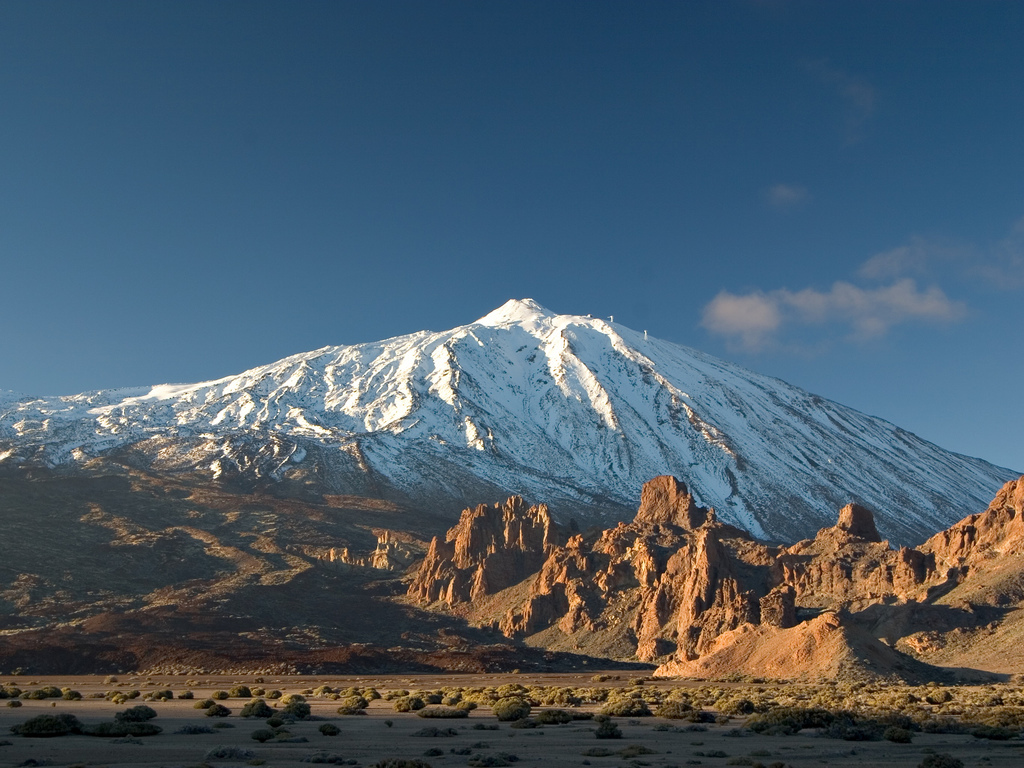 Mount Teide - Tenerife weather in April