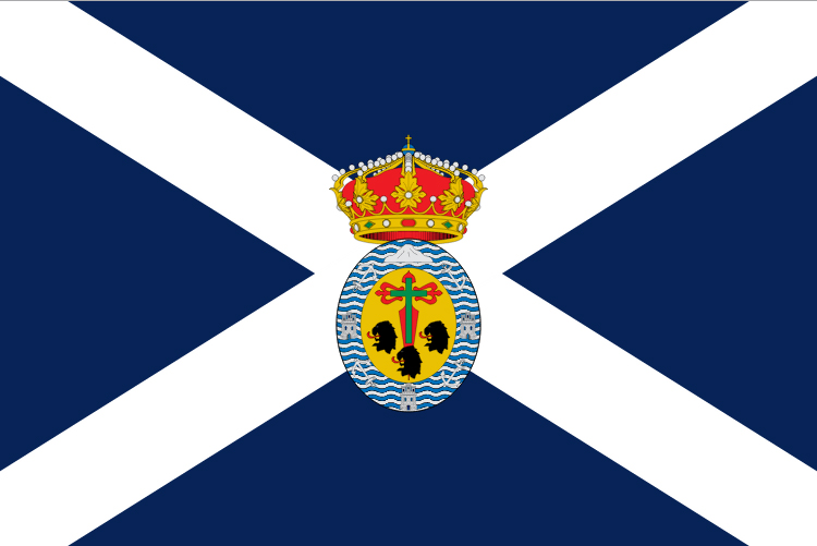 Tenerife flag - Tenerife weather in February