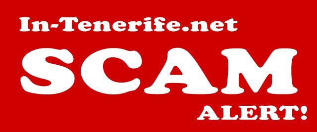 In-Tenerife.net Scam Alert