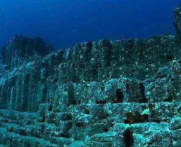 Underwater Cathedral of Tenerife