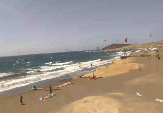 El Medano surf webcam