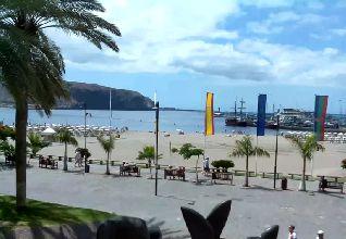 Playa de Los Cristianos webcam