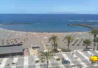 Playa de Troya webcam