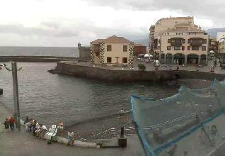Puerto de la Cruz webcam