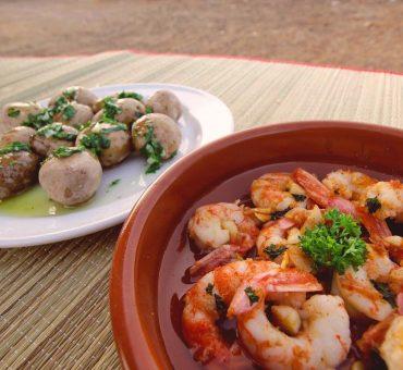 Tenerife Tapas Cooking With Susi Cruz