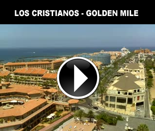 Los Cristianos Golden Mile