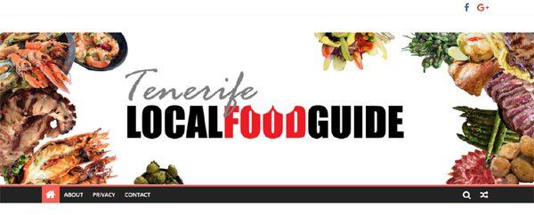 Tenerife Local Food Guide