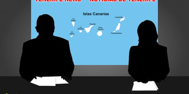 Tenerife news sites
