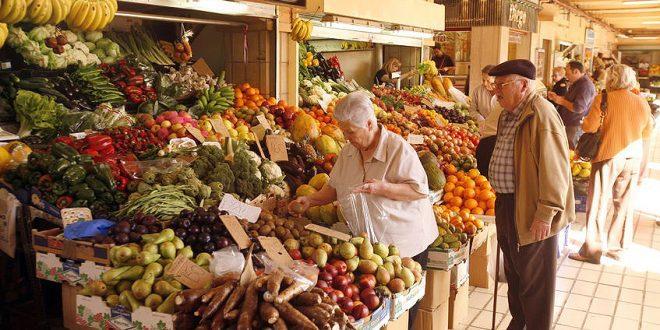 Market in Tenerife