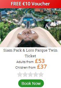 Siam & Loro Park Twin