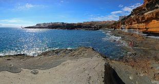 Costa del Silencio to Las Galletas walk