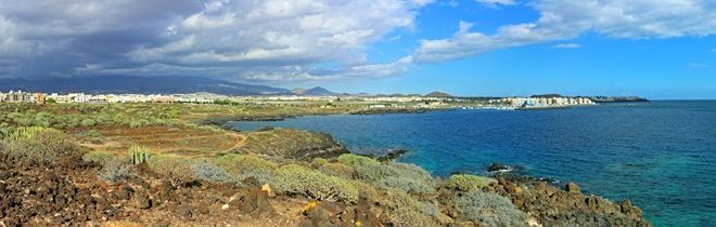 Las Galletas to Palm Mar Walk