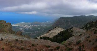 Santiago del Teide to Buenavista del Norte Hike