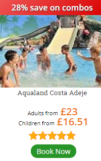 Aqualand Excursion