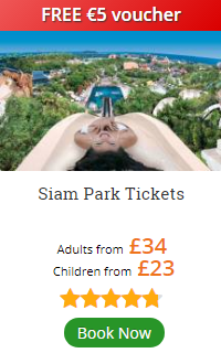 Siam Park Excursion