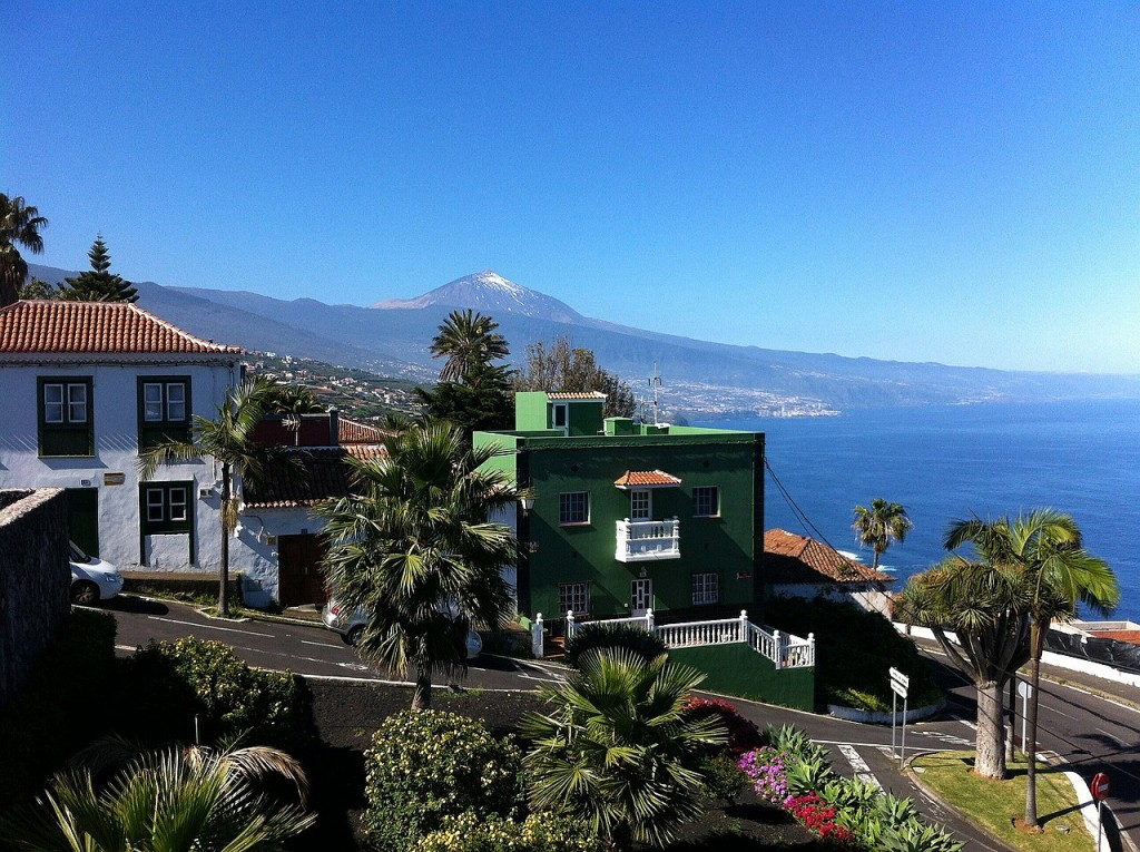 Tenerife weather for November