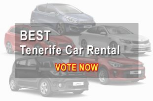 Tenerife car rental and hire
